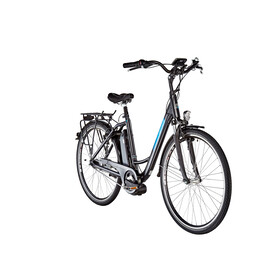 Vermont E-Jersey E-City Bike black